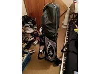 Unused womens starter golf club set