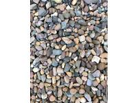 Garden gravel