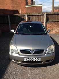 Vauxhall Vectra Elite 3.2 V6