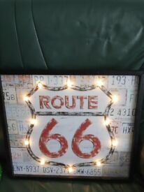 Riute 66 light up picture gd con