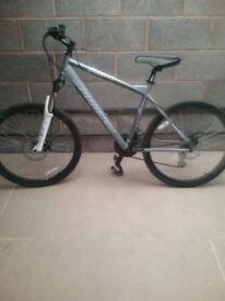 Mantra 1 Saracen bike