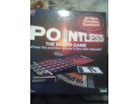 pointless board games