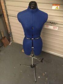 adjustoform dressmaking dummy