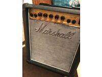 Marshall Lead 12 Vintage Guitar Combi. Wow