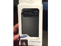 Samsung Galaxy S4 S view Cover new