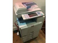 Ricoh Aficio MP C2500 Digital Colour Photocopier Copier / Printer / Scanner