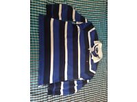 Ralph Lauren Polo Rugby Top - XXL (Custom Fit)