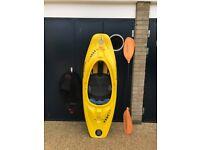 Liquid Logic Vision 44 Playboat Kayak