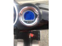 Peugeot 49cc speedfighter