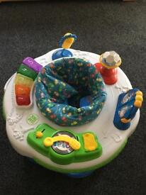 Leapfrog Learn and groove activity centre