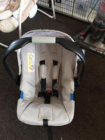 Car seat, pram full travel system