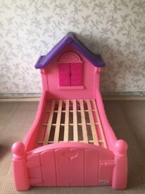 Little tykes princess bed