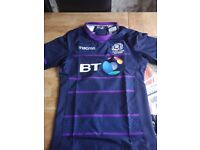 Scotland Rugby 7s official top size XL