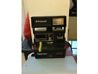 Polaroid camera for sale