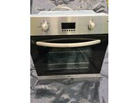 Bush Stainless Steel single fan oven