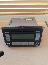 VW RCD 300 Radio & CD Player