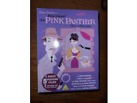 Peter Sellers - The Pink Panther Film Collection DVD Box Set