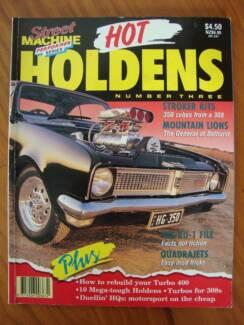 Street Machine / Hot Holdens (car magazine) - issue #3
