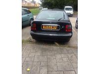 Rover 45 2litre turbo