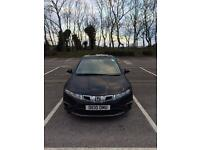 Honda Civic 10 plate. Automatic 1.8cc