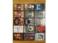 15 Horror movie dvds