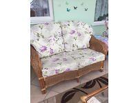 Bargain conservatory 3 piece suite