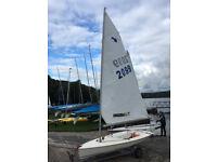 Splash Sailing Dinghy no 2099