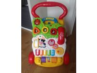 Vtech baby walker almost new