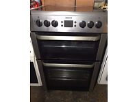 £120.00 Beko sls ceramic eelctric cooker+60cm+3 months warranty for £120.00