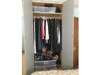 Bedroom wardrobes beech