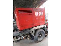 55kva mobile generator