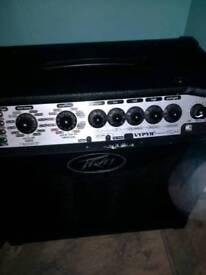 Tanglewood tsf, electro acoustic guitar , Peavey pro amp,