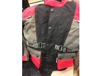 Children's Motorbike jacket and trousers