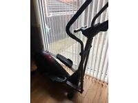 Fully working professional cross trainer