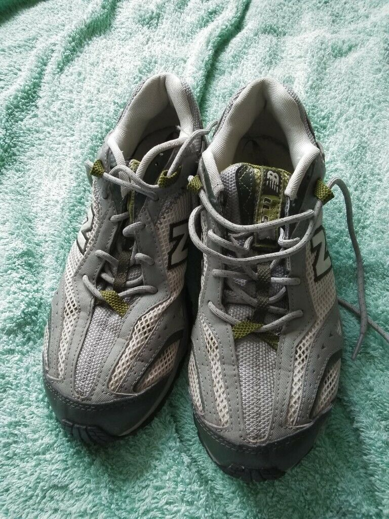rencontrer 96fc2 7ee9a MENS NEW BALANCE ALL TERRAIN 571 TRAIL HIKING WALKING SHOES TRAINERS SIZE 8  UK | in Ammanford, Carmarthenshire | Gumtree