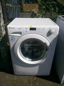 Candy 8KG Washing Machine + 6 month warranty