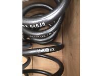 BMW 1 series H&R lowering springs