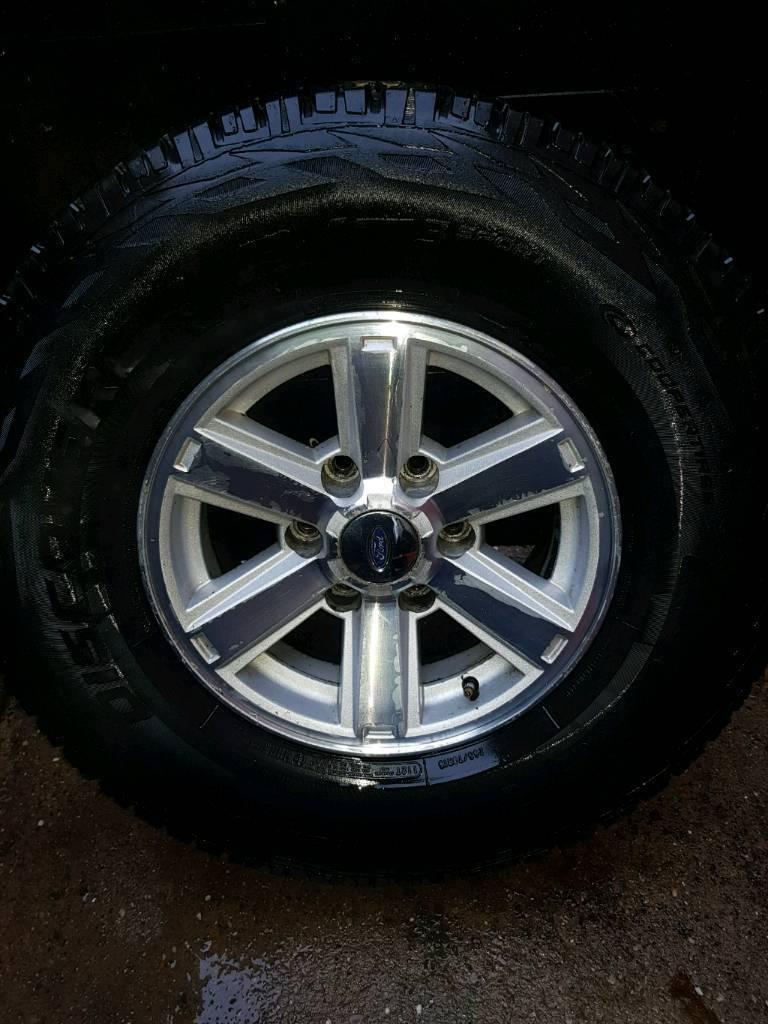 Ford Ranger alloys | in Stoke-on-Trent, Staffordshire | Gumtree