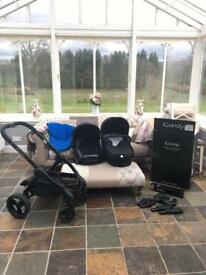 Icandy Peach 3 travel system.