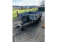 Ifor Williams LM85G Dropside Trailer
