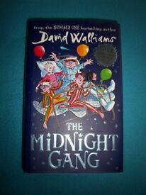 David Walliams The Midnight Gang Hardback Book IP1