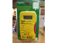 Schneider compact multimeter new
