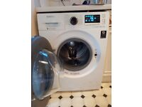 Samsung WD90J6410AW Washer Dryer Combo - Less than a year old w/ Warranty