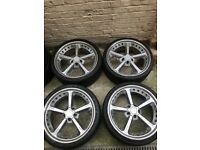 AC Schnitzer Alloy (Type 4 racing wheel)