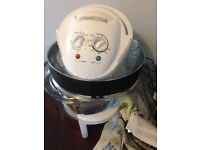 Air fryer / halogen oven - used once!!!!