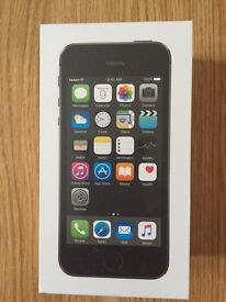 iPhone 5s 16gb brand New sealed
