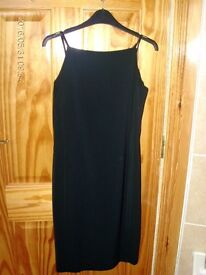 Black Dress M&S as New