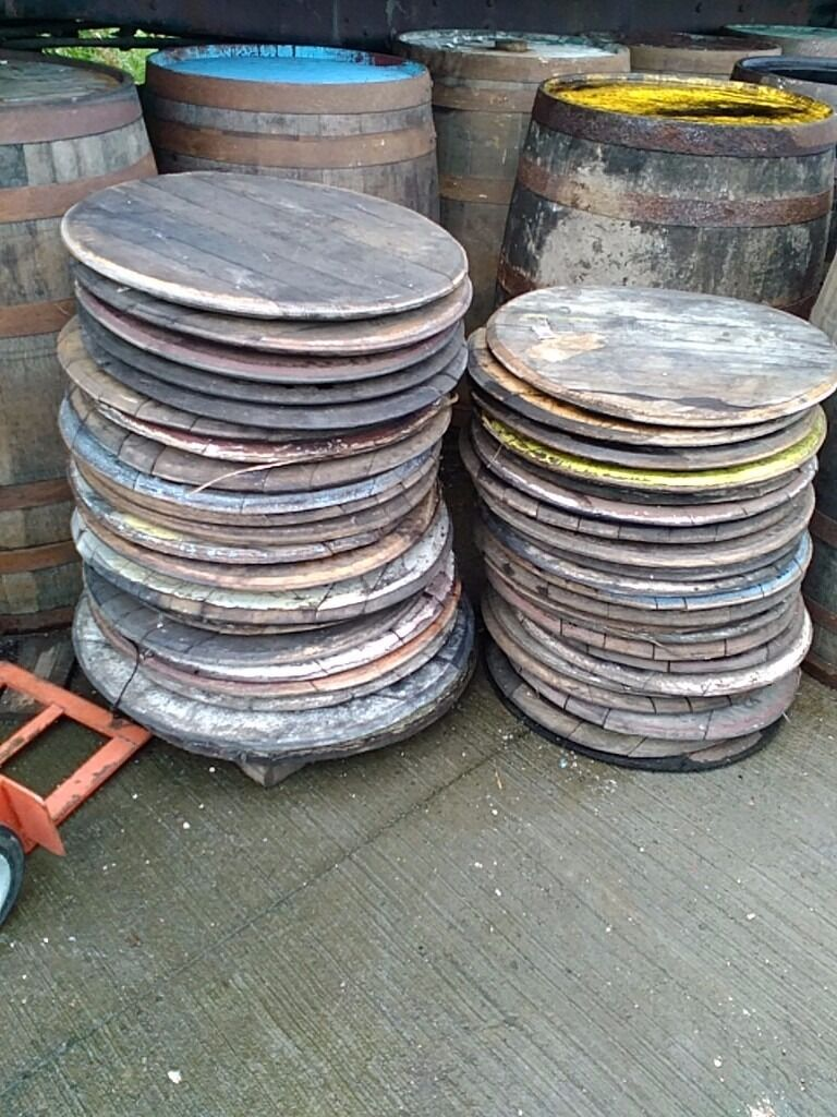 Whisky Barrel Lids In Stirling Gumtree