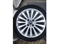 "Ford Fiesta 17"" Alloy Wheel"