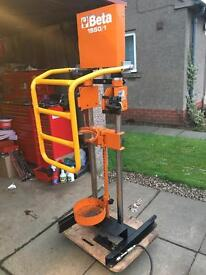 Coil spring compressor hydraulic coil spring compressor £450